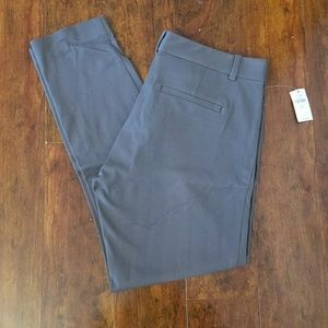 NWT Gap skinny ankle mid rise pants-size 10 R